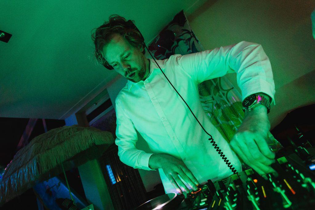 Upcoming shows | DJ - VIncent Veenenberg